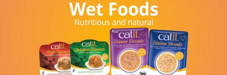 Catit Wet Food
