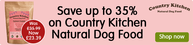 Country Kitchen Dog banner