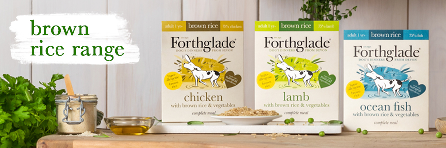 Forthglade Brown Rice