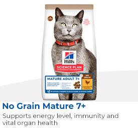 Hills Science Plan Senior No Grain