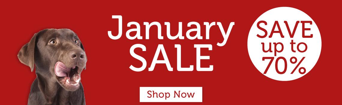 January Sale VetShop