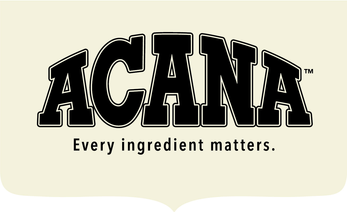 ACANA high quality dog and cat dry food range