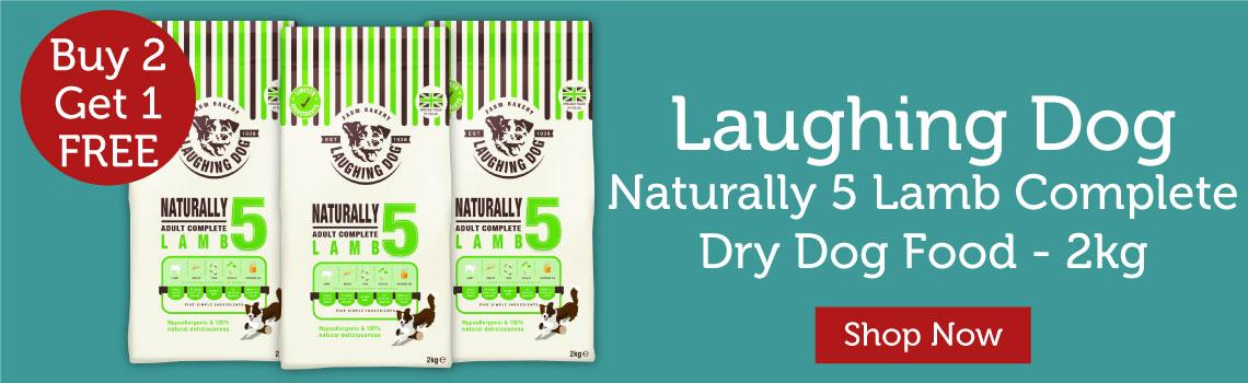 LaughingDog banner