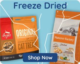 Freeze Dried