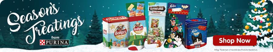 Nestle Christmas Banner
