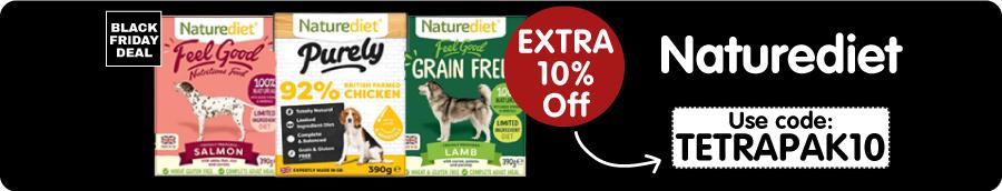 Wet Dog Food Naturediet