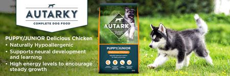 Autarky Puppy Food