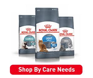 RoyalCanin Cat Care Needs