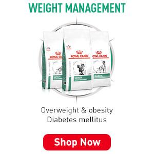 RoyalCanin VetDiet WeightManagement