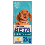 BETA Dry Puppy Food with Chicken