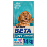 BETA Dry Puppy Food with Lamb &Rice