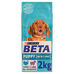 BETA Dry Puppy Food with Lamb Rice
