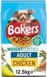 Baker weight control light dry food