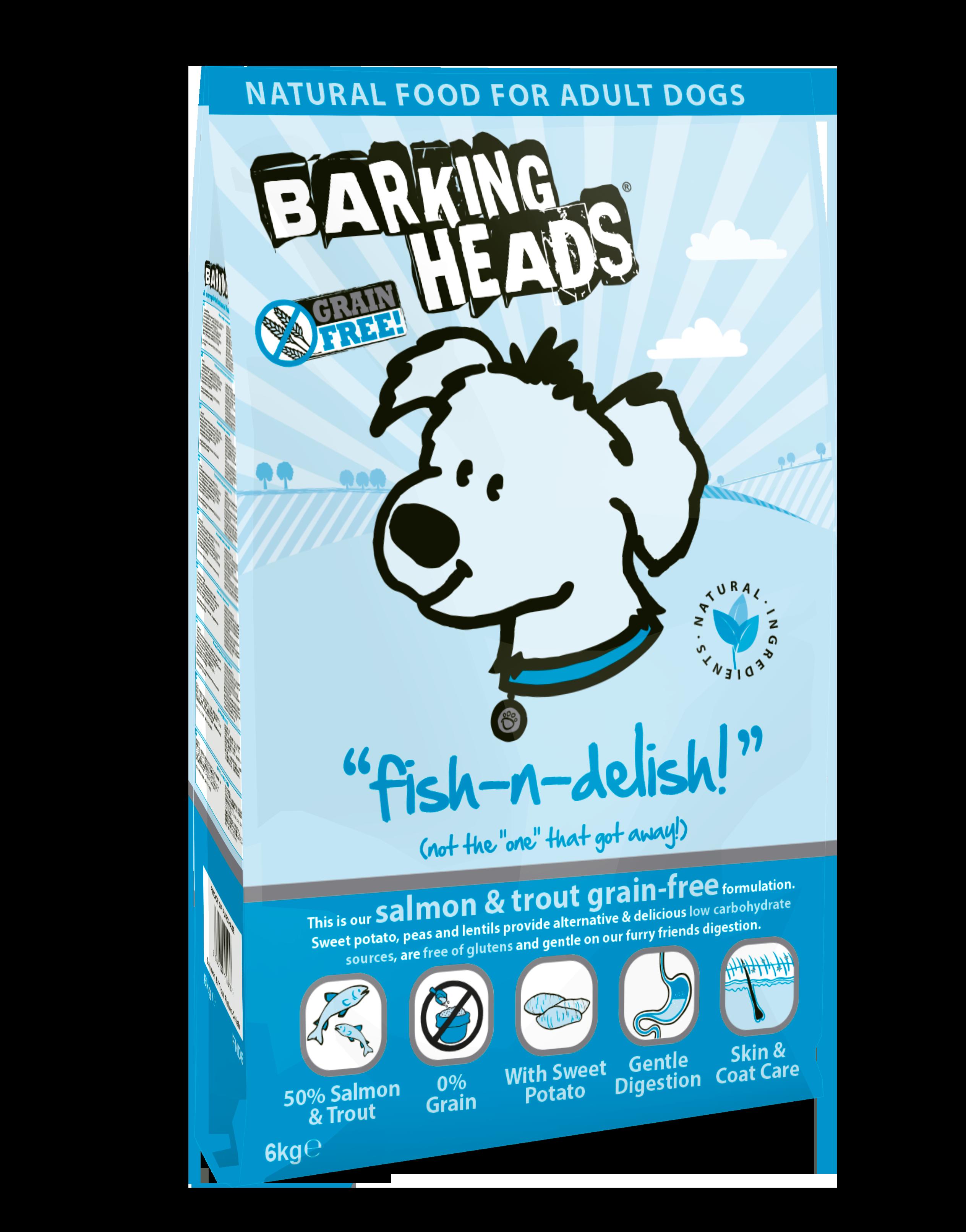 Best Fish Based Dry Dog Food