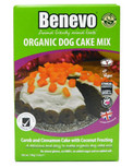 Benevo Organic Birthday Cake dogs