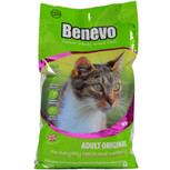 Benevo vegan adult cat food