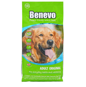 Benevo Vegan Adult Dry Dog Food