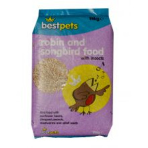 Bestpets Robin & Songbird Bird Food