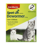 Bob Martin Spot On Dewormer For Cat