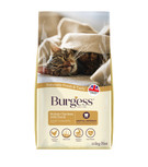 Burgess Adult Rich In Chicken With Duck Dry Cat Food - 10kg