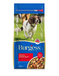 Burgess Adult Rich in Beef Dry Dog Food - 2.5kg
