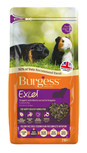 Burgess Excel Blackcurrant & Oregano Guinea Pig Food - 2kg