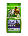 Burgess Excel Light Rabbit Food - 2kg