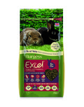 Burgess Excel Mature Rabbit Food - 2kg