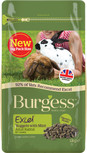Burgess Excel Rabbit Adult Food - 1kg