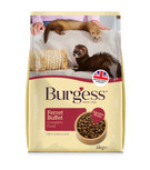 Burgess Ferret Buffet Complete Food Mix - 2kg