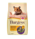 Burgess Hamster Harvest Complete Mix - 750g