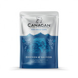 Canagan Cat Pouch Chicken & Salmon