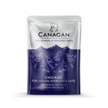 CCanagan Cat Pouch chicken senior