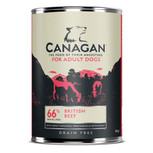 Canagan British Braised dog cans