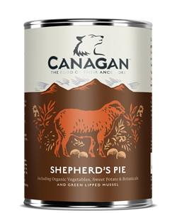 Canagan Grain-Free Shepherd's Pie