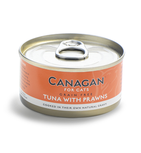 Canagan Tuna with Prawns Cat Cans
