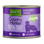 Country Hunter farm turkey can 600g