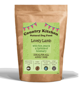 country kitchen lamb dog food