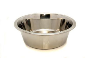 Deluxe Stainless Steel Bowl