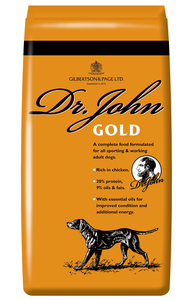 Dr John Gold Dry Dog Food 15kg Buy Dr John Online At