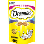 Dreamies Cheese Cat Treats 60g