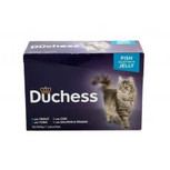 Duchess Pouch Fish Jelly cat food