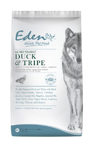 Eden 60/40 Semi-Moist Duck Trip Dog