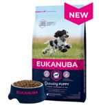 Eukanuba medium breed puppy food