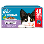Felix Pouch Mixed Selection Food