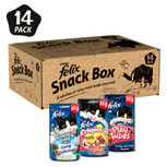 Felix Snack Box Treats For Cats
