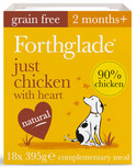 Forthglade Chicken Heart Dog Food