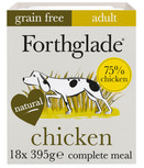 Forthglade chicken veg grain free