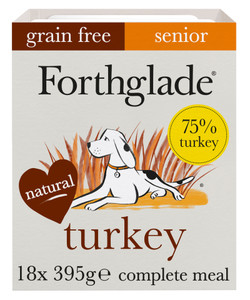 Forthglade Turkey Butternut veg