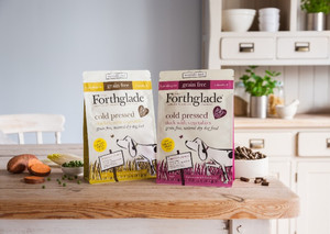 Forthglade Grain Free duck dry food